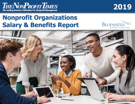 2019 nonprofit salary and benefits report