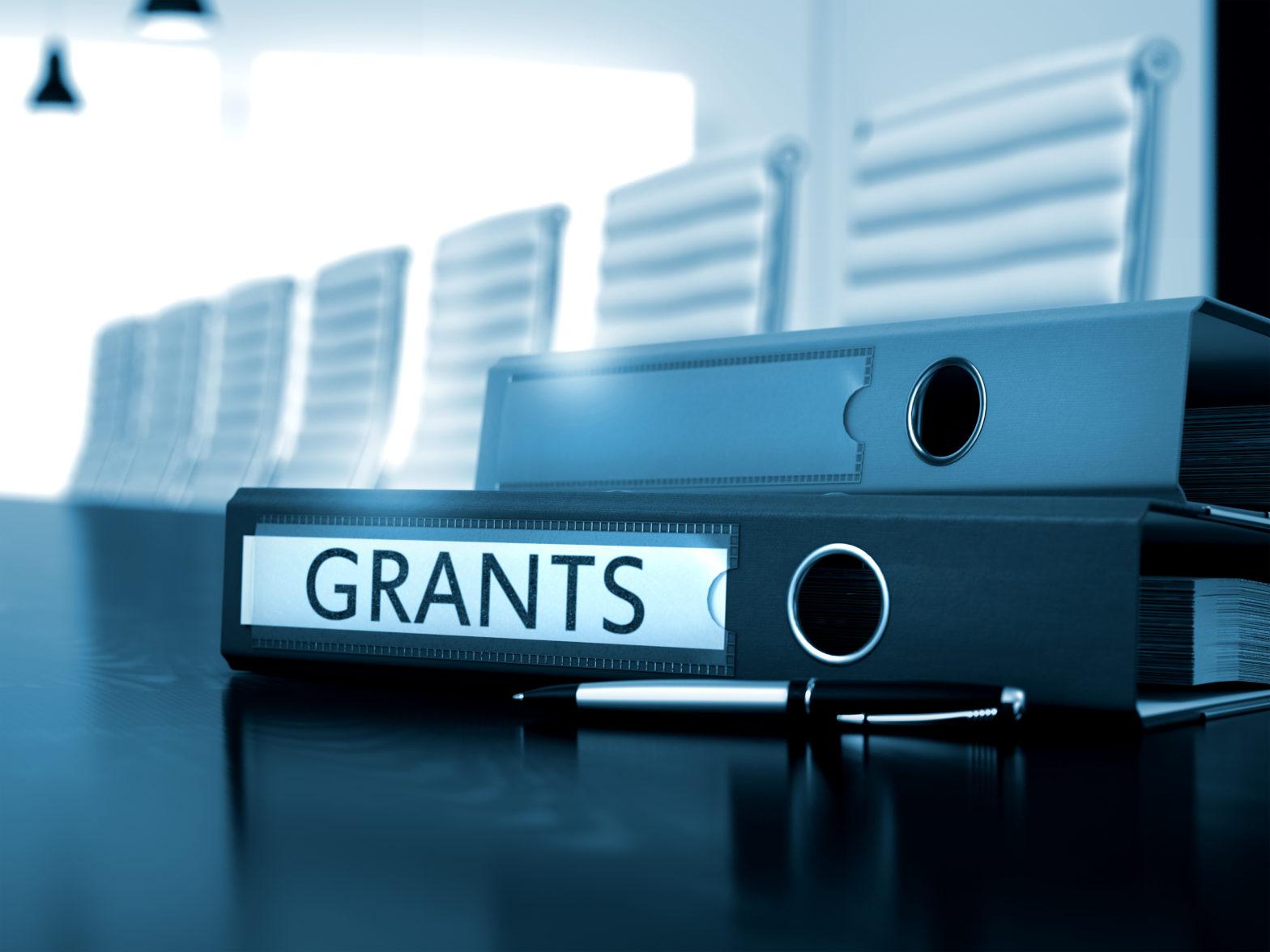 Grants, charity, nonprofit