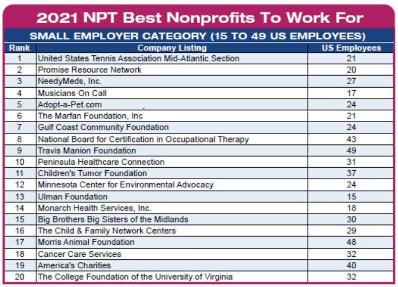 NPT Small Nonprofits